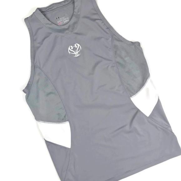 Under Armour Womens Recruit Sleeveless Tank Top Shirt